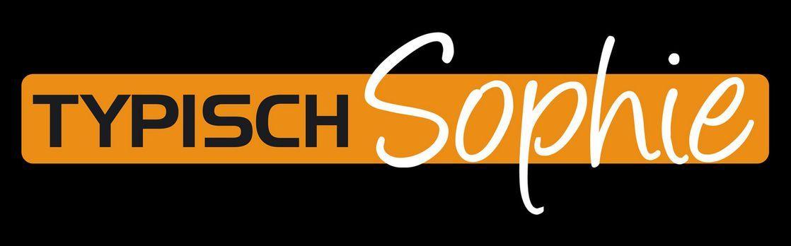 Typisch Sophie - Logo ... - Bildquelle: Sat.1