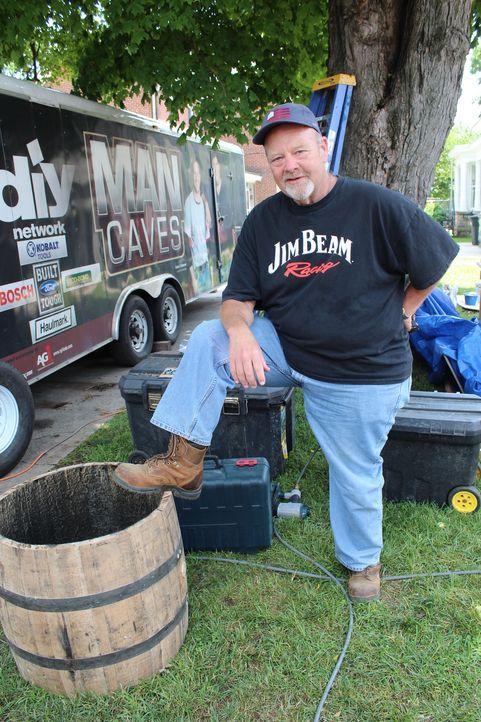 Fred Noe ist Brennmeister und Urenkel des berühmten Jim Beam. Er hängt an seinen Familienwurzeln und Traditionen, weshalb er auch gerne Familie und... - Bildquelle: 2013, DIY Network/Scripps Networks, LLC.  All rights Reserved.