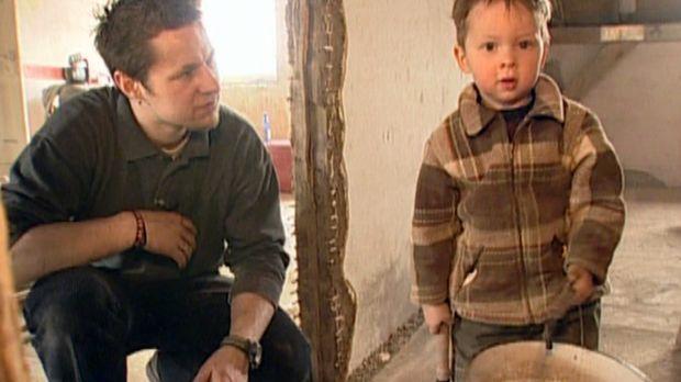 Seit dem Jahr 2004 baut Familie Weigelt aus Ölsnitz in Sachsen eine alte Dorf...