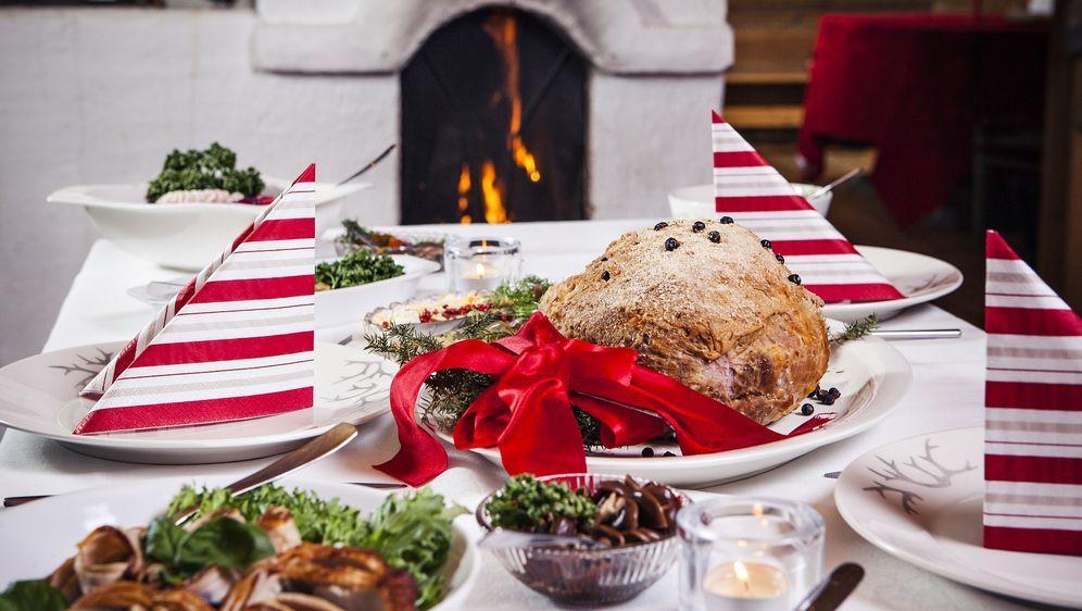 5 Tipps gegen das Völlegefühl nach dem Weihnachtsessen