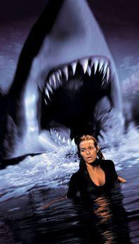 Deep Blue Sea - Der Wissenschaftlerin Dr. Susan McAlester (Saffron Burrows) g...