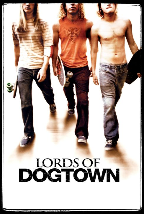 DOGTOWN BOYS - Plakatmotiv - Bildquelle: 2005 Columbia Pictures Industries, Inc. All Rights Reserved.