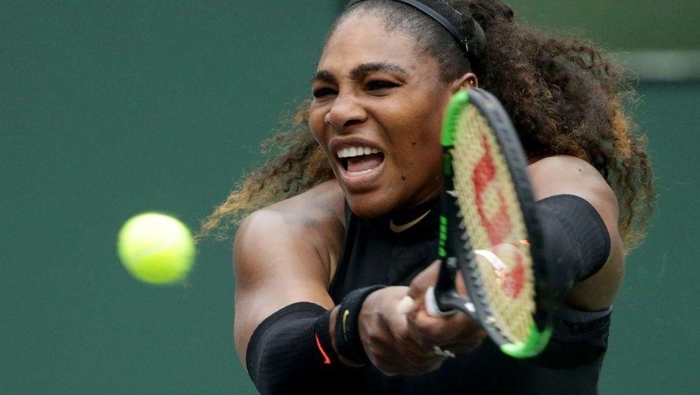Serena Williams muss für das Turnier in Madrid absagen - Bildquelle: AFPSIDJEFF GROSS