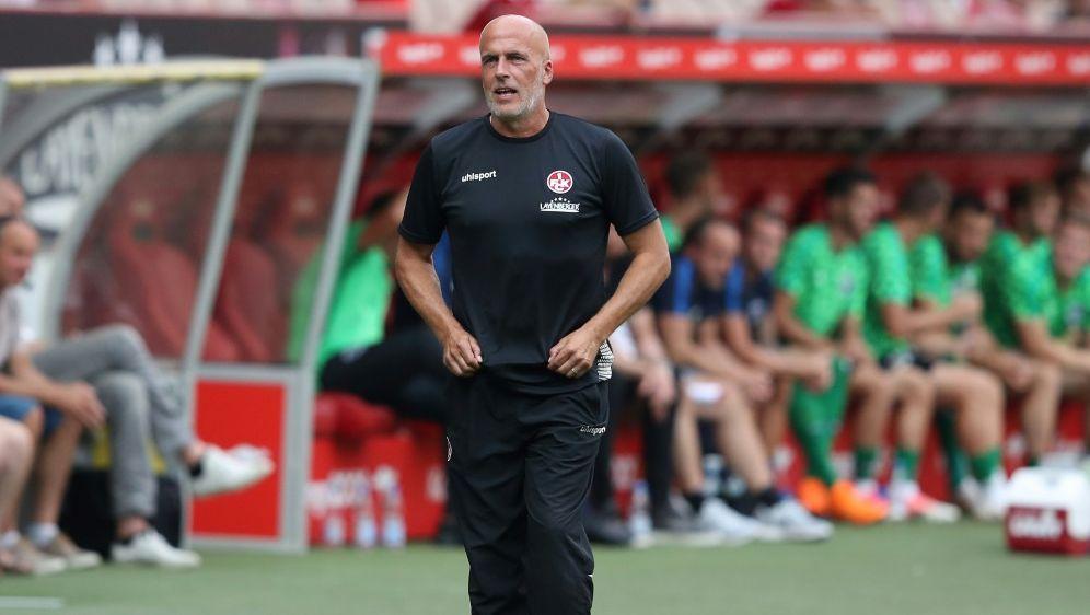 Pleite für den 1. FC Kaiserslautern und Frontzeck - Bildquelle: FIROFIROSID