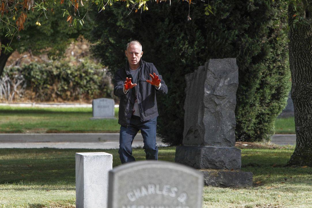 Sheriff Thomas McAllister (Xander Berkeley) alias Red John hat das Spiel gegen Patrick Jane verloren ... - Bildquelle: Warner Bros. Television