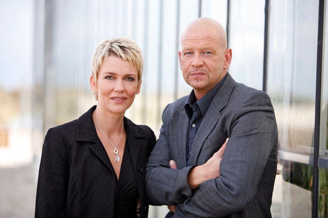 Alexandra Rietz und Michael Naseband - Bildquelle: Holger Rauner Sat.1