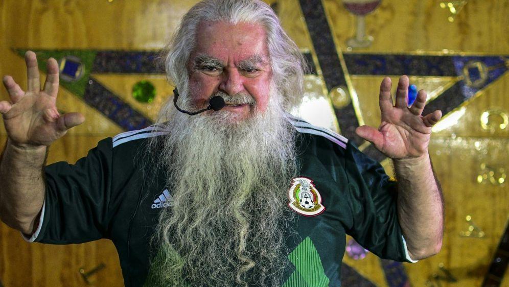 """""""Zaubermeister"""" Vazquez will Mexiko zum Erfolg zaubern - Bildquelle: AFPSIDRONALDO SCHEMIDT"""