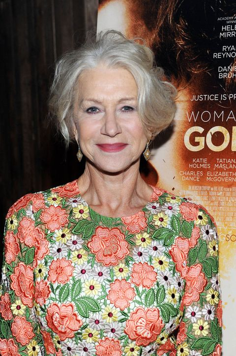 Helen-Mirren-Women-In-Gold-getty-AFP - Bildquelle: getty-AFP