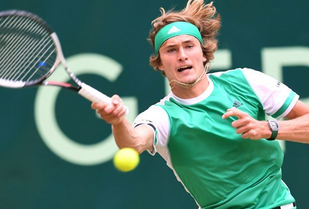 Turniersieg für Alexander Zverev in Washington D.C.