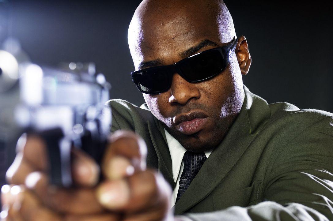 """Als Spezialagent Connors (Anthony """"Treach"""" Criss) erkennt, dass er unwissentlich eine tödliche chemische Bombe gestohlen hat, die für eine hinterh... - Bildquelle: Sony 2007 CPT Holdings, Inc.  All Rights Reserved."""