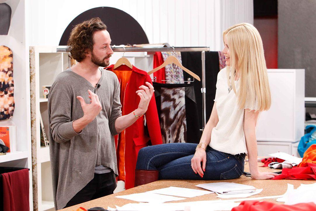 Fashion-Hero-Epi08-Atelier-04-Richard-Huebner-ProSieben - Bildquelle: Pro7 / Richard Hübner