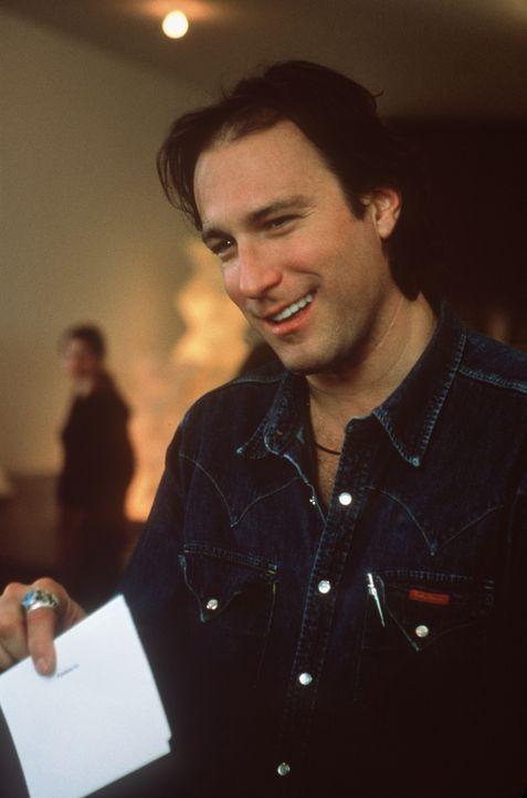 Carries neue Entdeckung: Möbeldesigner Aidan (John Corbett) ... - Bildquelle: Paramount Pictures