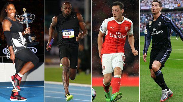 Bekannte Sportler