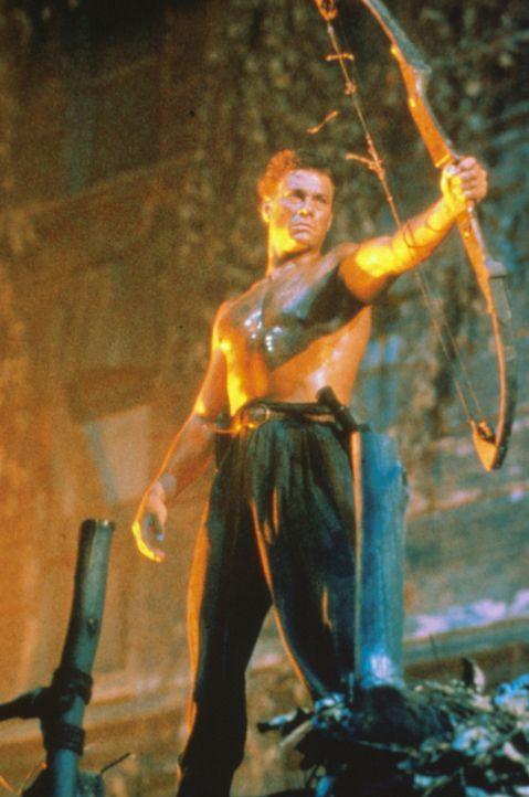 Als die Welt nur noch von Gewalt und Anarchie beherrscht wird, schlägt einer völlig aus der Art: Gibson Rickenbacker (Jean-Claude Van Damme) ...
