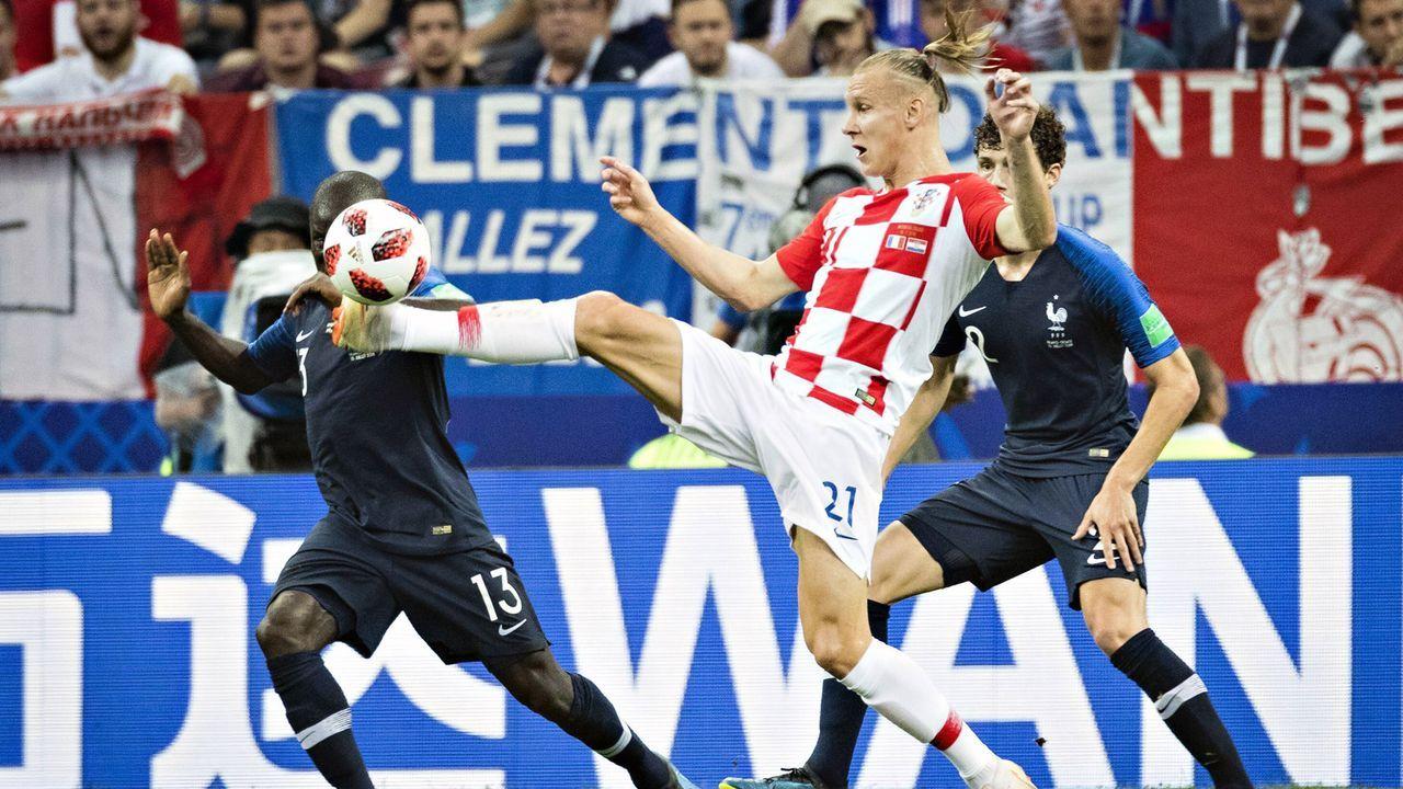Domagoj Vida (Kroatien) - Bildquelle: Imago