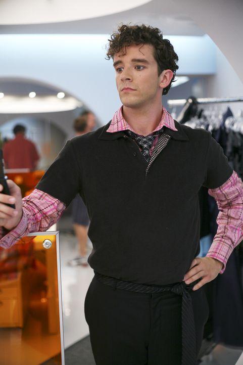 Steht auf Wilhelminas Seite: Marc (Michael Urie) ... - Bildquelle: Buena Vista International Television