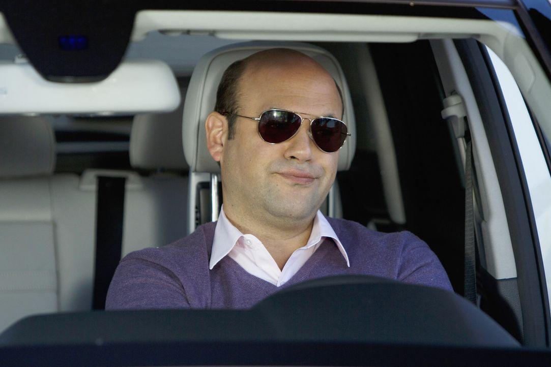 Muss seine Strafe absitzen: Andy (Ian Gomez) ... - Bildquelle: 2010 ABC INC.