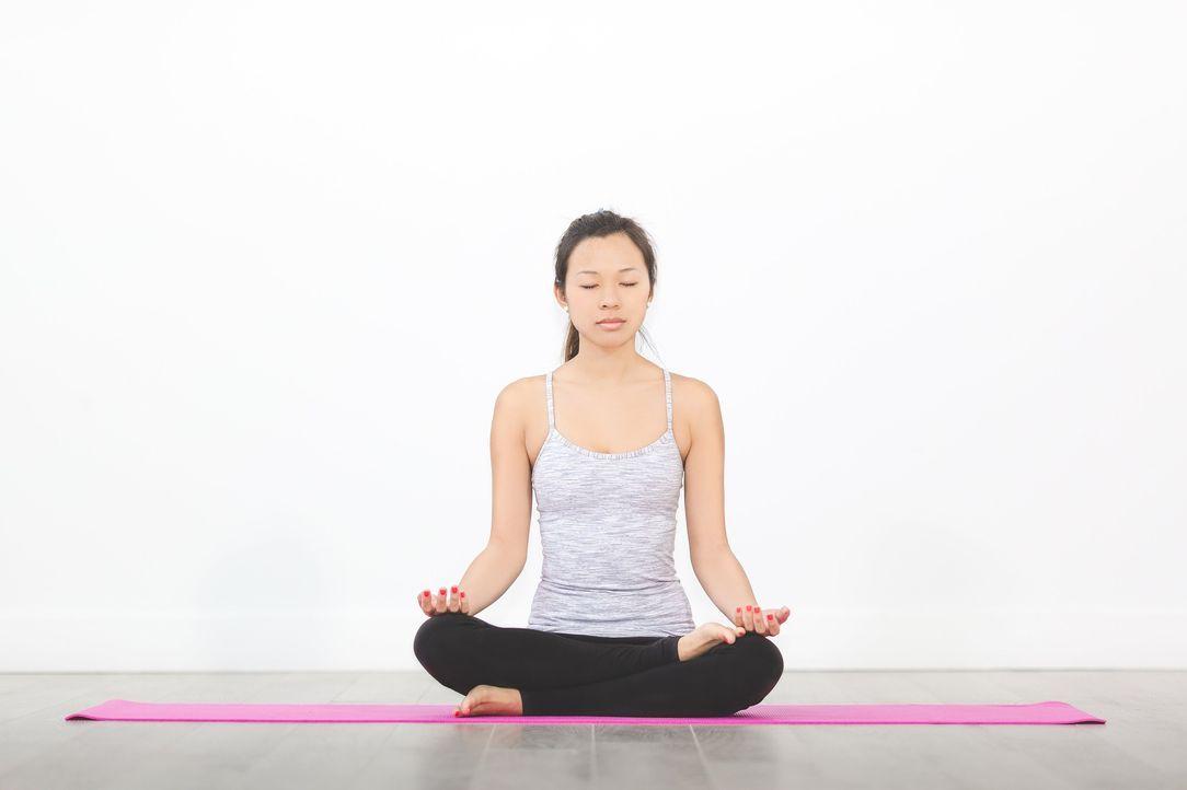 meditieren - Bildquelle: Pixabay