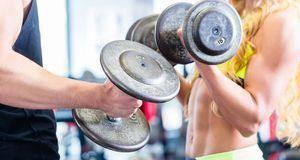 Nicht fehlen darf auf Ihrem Bodybuilding-Trainingsplan: regelmäßiges Bizeps-...