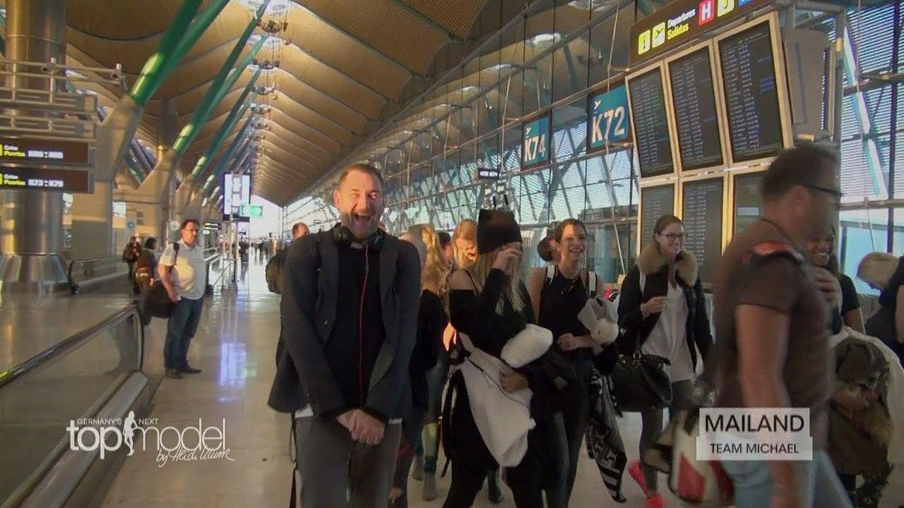 GNTM-11-Sendung3_002 - Bildquelle: ProSieben