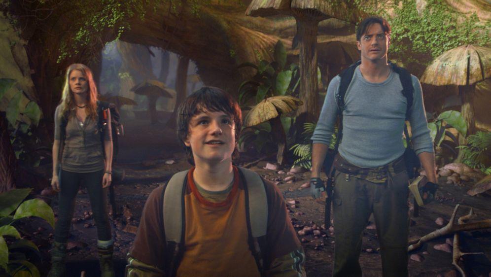 Die Reise zum Mittelpunkt der Erde - Bildquelle: Warner Bros.