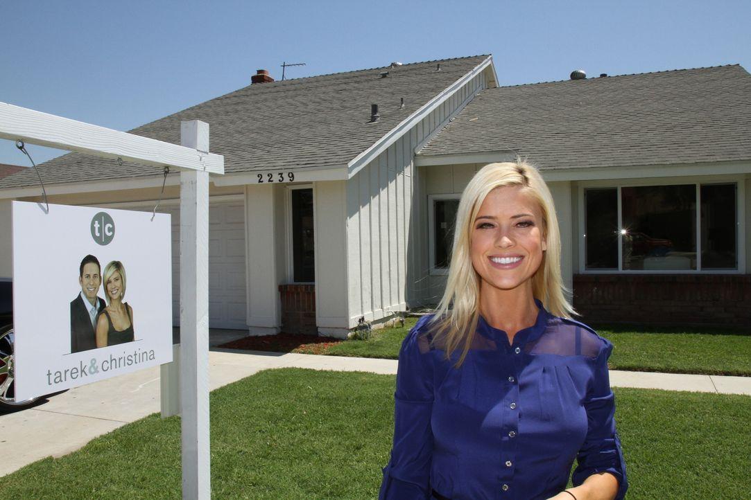 Christina hat große Hoffnungen, mit dem Haus in Anaheim viel Geld zu machen ... - Bildquelle: 2013,HGTV/Scripps Networks, LLC. All Rights Reserved
