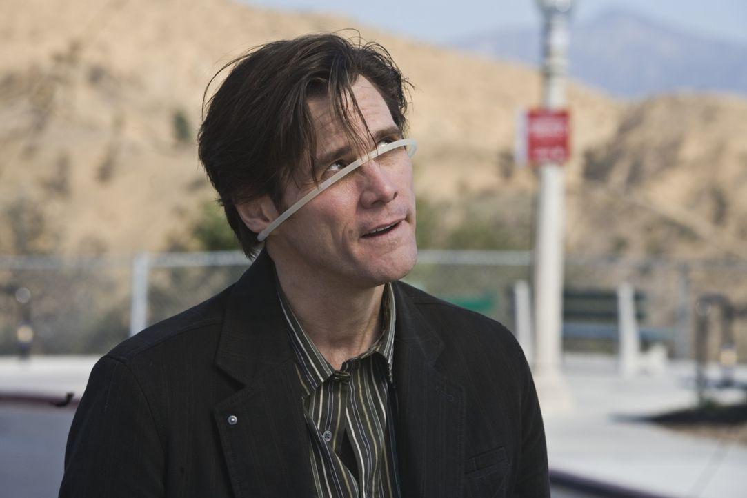 """Durch ein Motivationstraining lernt Carl Allen (Jim Carrey, r.) zu seinem Leben """"Ja"""" zu sagen ... - Bildquelle: Warner Bros."""
