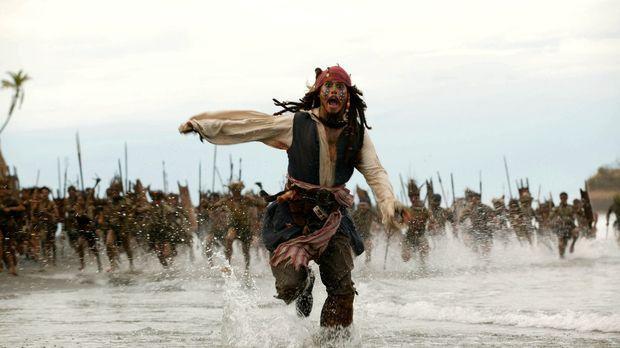 Pirates of the Caribbean - Fluch der Karibik 2 - Steckt wie gewöhnlich in Sch...