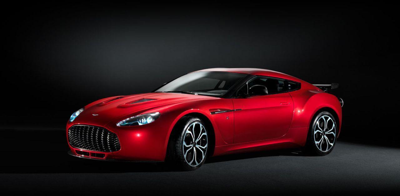 Der Aston Martin V12 Zagato! Britischer Luxussportwagen trifft italienische Designschmiede. Lediglich 150 finanzkräftige Kunden dürfen von diesem... - Bildquelle: kabel eins