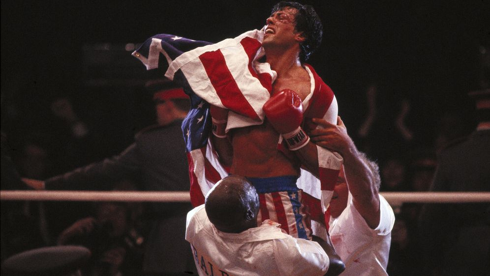 Rocky IV - Der Kampf des Jahrhunderts - Bildquelle: Metro-Goldwyn-Mayer Studios Inc. All Rights Reserved.