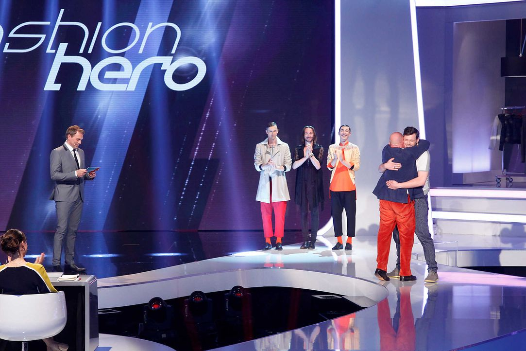 Fashion-Hero-Epi05-Show-17-ProSieben-Richard-Huebner - Bildquelle: Richard Huebner