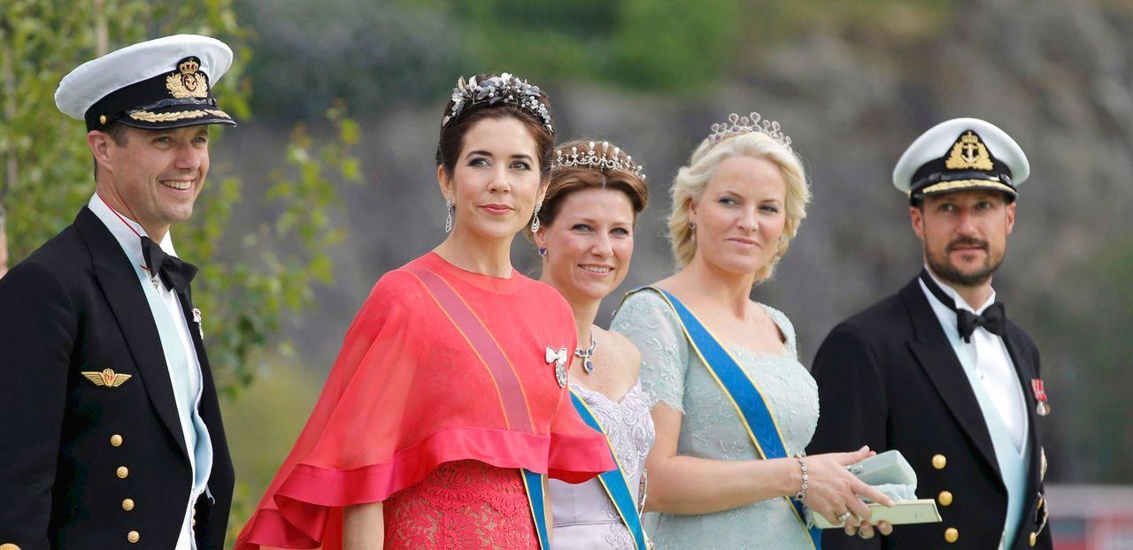 Die Heirat von Prinzessin Madeleine von Schweden und Chris O'Neill - Bildquelle: +++(c) dpa - Bildfunk+++Verwendung nur in Deutschland