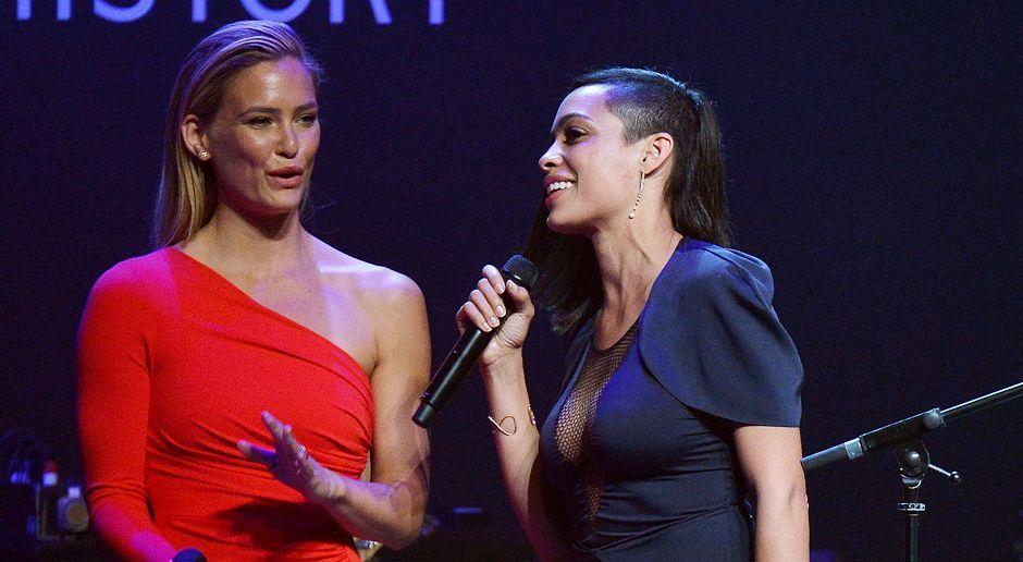 Cannes-Filmfestival-amfAR-Bar-Refaeli-Rosario-Dawson-140522-1-AFP-HERO - Bildquelle: AFP
