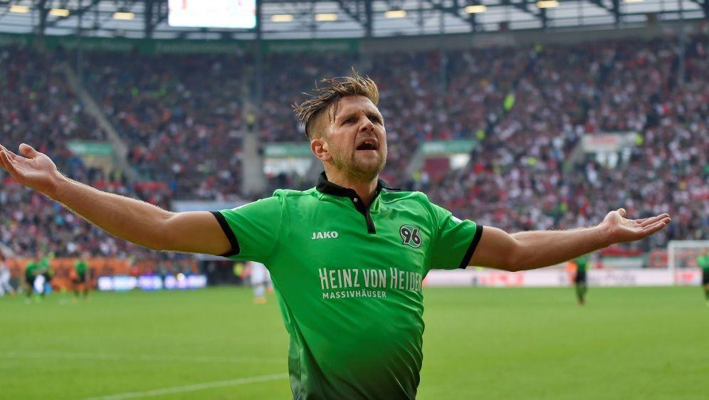Testspielerfolg für Hannover - Niclas Füllkrug trifft - Bildquelle: PIXATHLONPIXATHLONSID