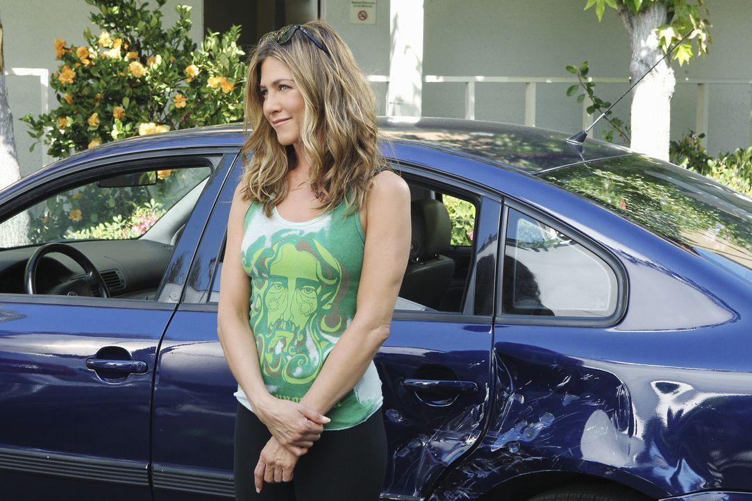 Unterstützt Jules: Therapeutin Glenn (Jennifer Aniston) ... - Bildquelle: 2010 ABC INC.