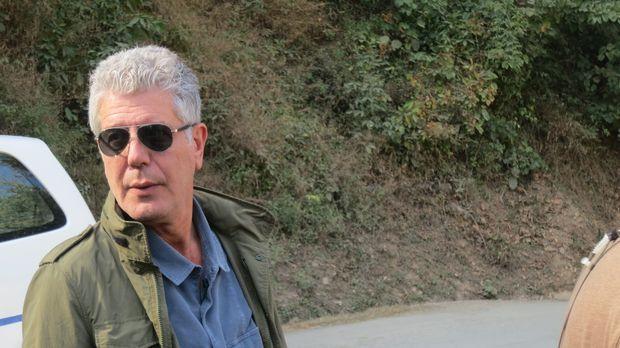 Antony Bourdain reist nach Punjab, einem Staat in Indien, der sich im ständig...