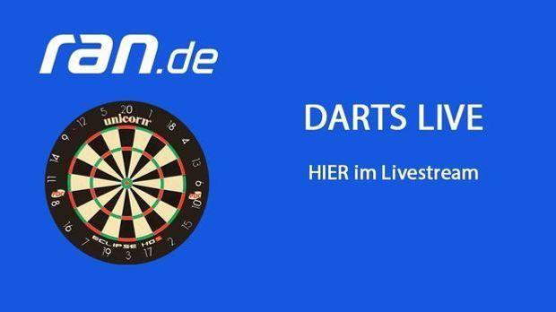 darts live heute