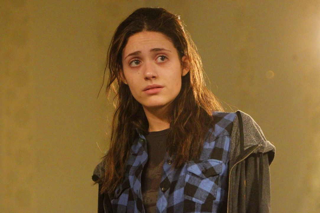 Kann nicht glauben, was Frank tun würde, um das Geld von Monica zu bekommen: Fiona (Emmy Rossum) ... - Bildquelle: 2010 Warner Brothers