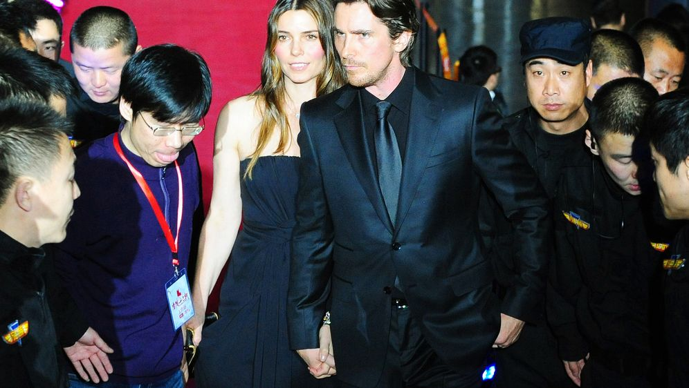 Christian Bale in China angegriffen