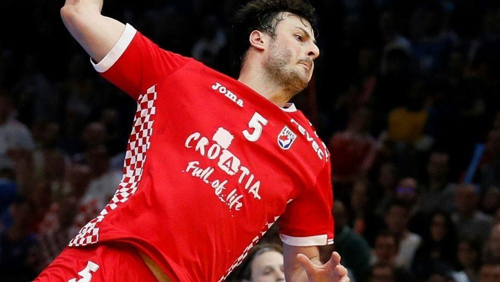 Star Domagoj Duvnjak fehlt verletzt in der EM-Vorrunde - Bildquelle: AFPSIDTHOMAS SAMSON
