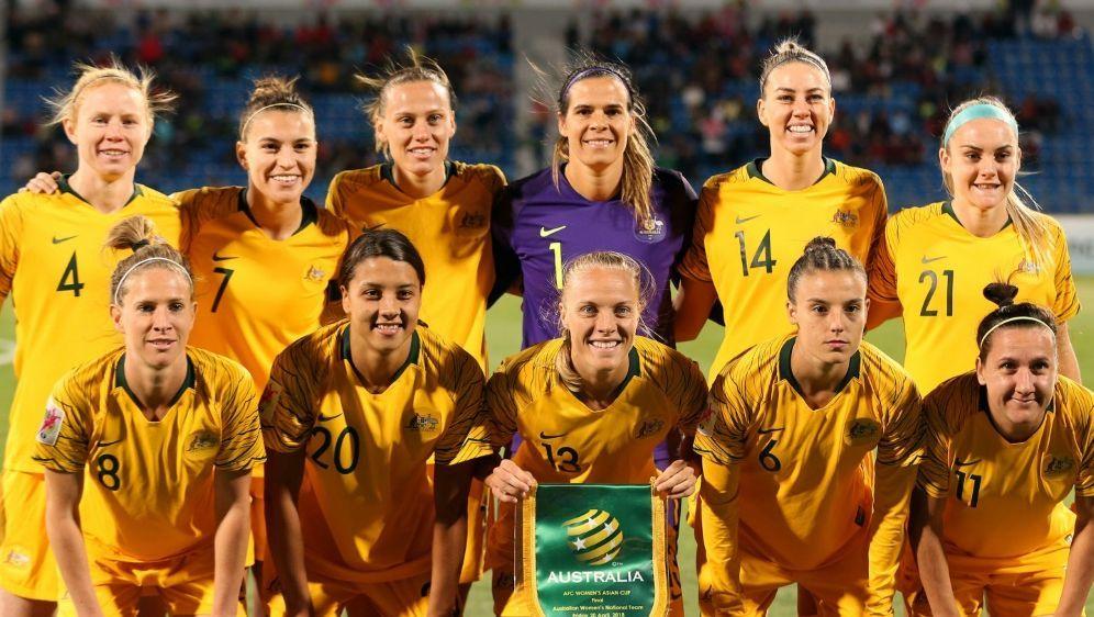 Die Matildas haben einen neuen Trainer - Bildquelle: AFPSIDKHALIL MAZRAAWI