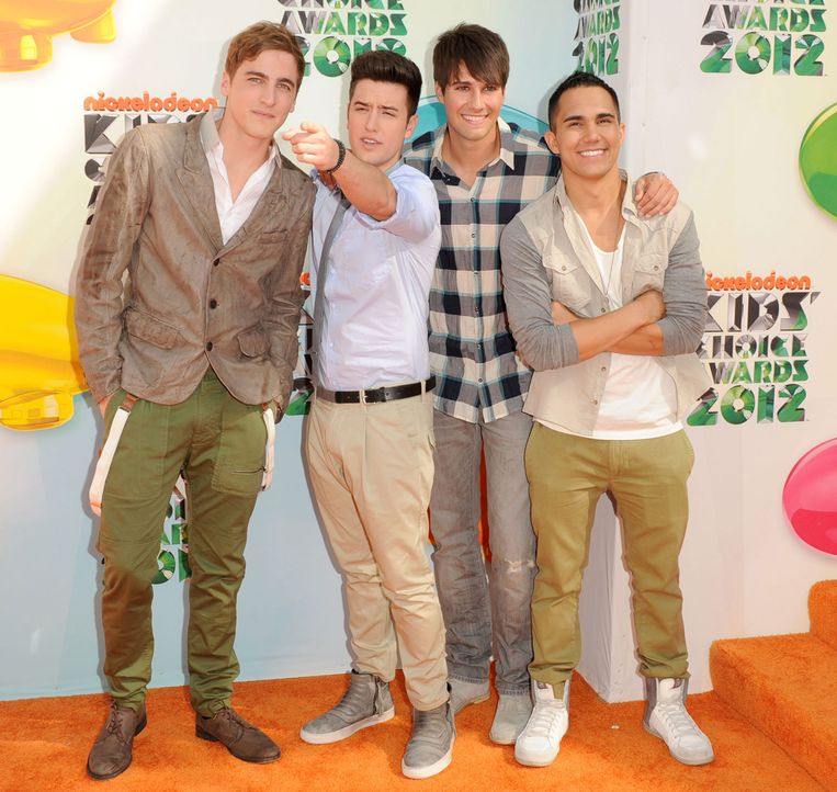 KCA-12-03-31-01-big-time-rush-getty-AFP - Bildquelle: getty-AFP