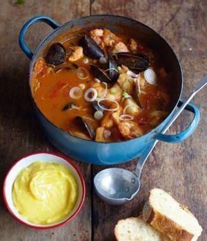 Der provenzalische Fischeintopf von Rachel Khoo ist ein perfektes Gericht für...