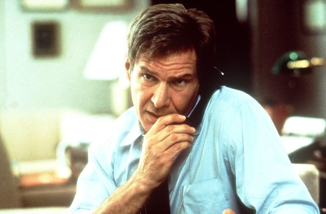 CIA-Agent Jack Ryan (Harrison Ford) wird mit einem hochbrisanten Fall beauftragt: Er soll den Mord an einen amerikanischen Geschäftsmann aufklären.... - Bildquelle: Paramount Pictures