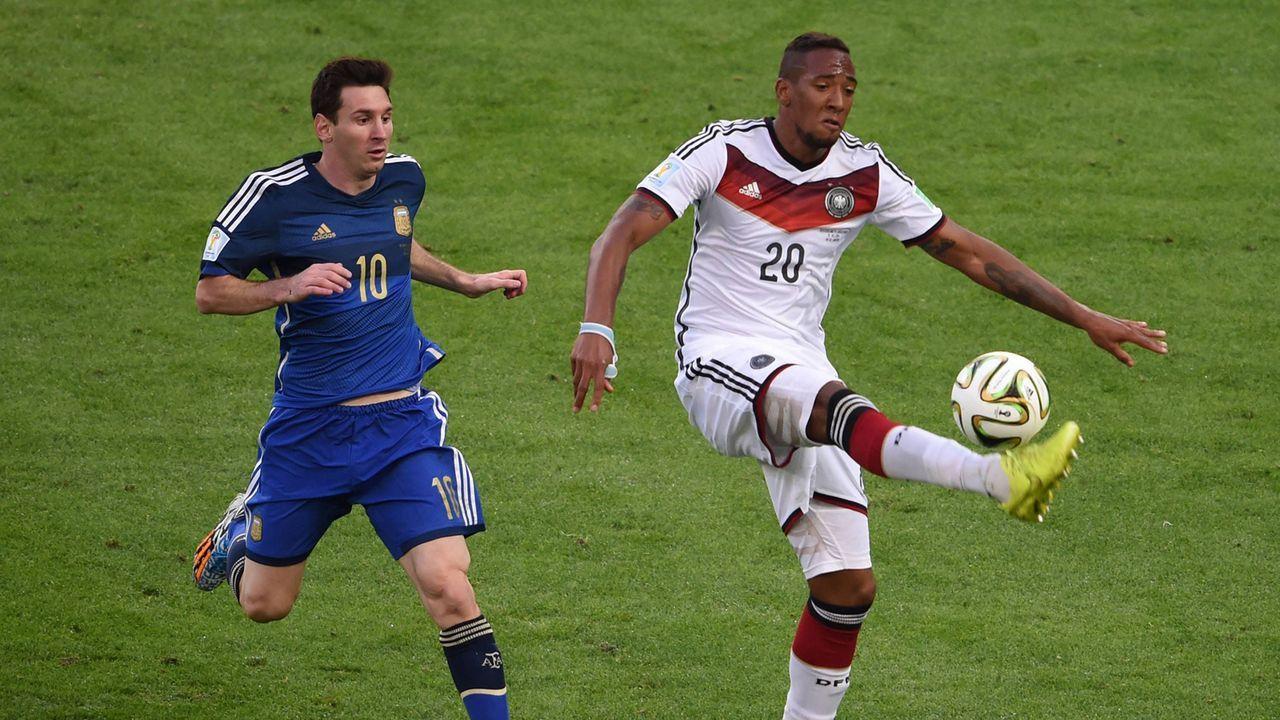 Messi ohne WM-Titel - Bildquelle: Imago