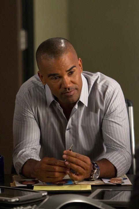 Macht sich während der Ermittlungen in einem neuen Fall große Sorgen um Hotch, der von George Foyet niedergestochen wurde: Morgan (Shemar Moore) ... - Bildquelle: ABC Studios
