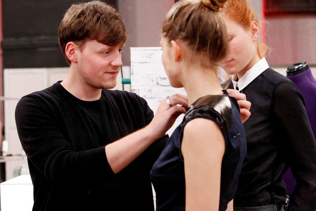 Fashion-Hero-Epi05-Atelier-47-ProSieben-Richard-Huebner - Bildquelle: Richard Huebner
