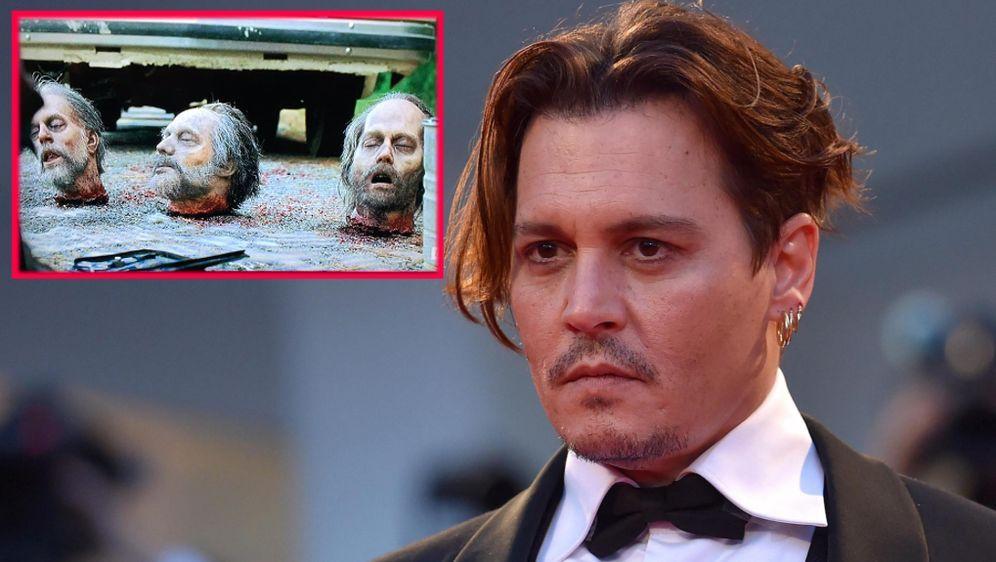 The Walking Dead Staffel 6 Johnny Depp Als Zombie Zu Gast Prosieben