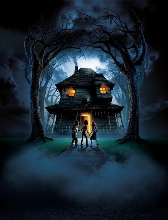"""Monster House"" - Artwork - Bildquelle: Sony Pictures Television International. All Rights Reserved."