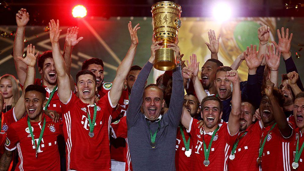 Dfb Pokal 201617 Die Auslosung Der 1 Hauptrunde Live Im Tv St